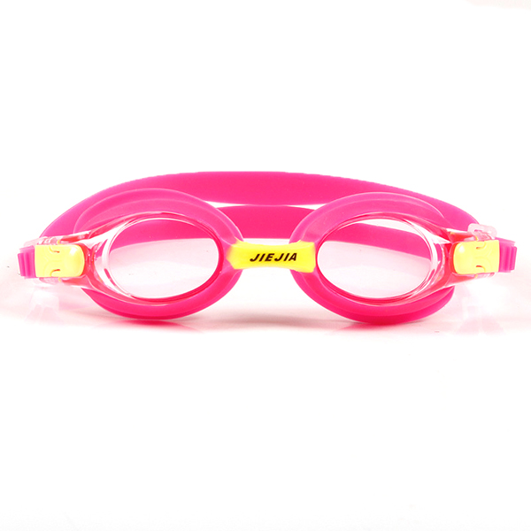 Kids Boys Girls Waterproof Silicone Anti Fog Swimming Glasses Casual Adjustable Swim Goggles