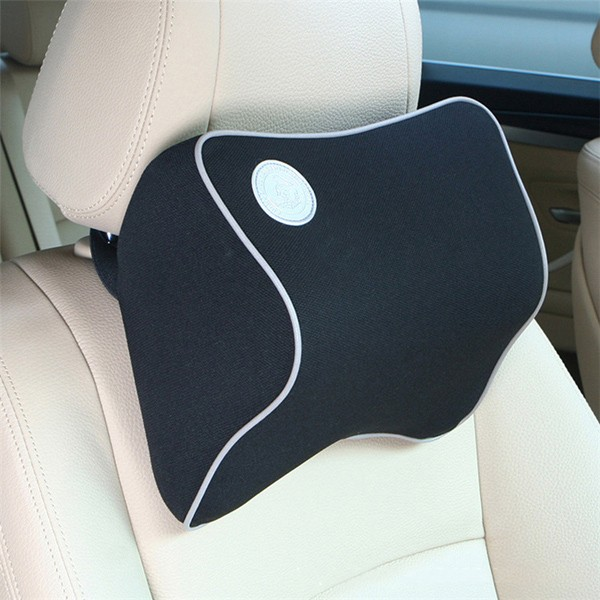 Breathy Car Memory Cotton Head Rest Supplies Neck Auto Safety Pillow Nursing Waist