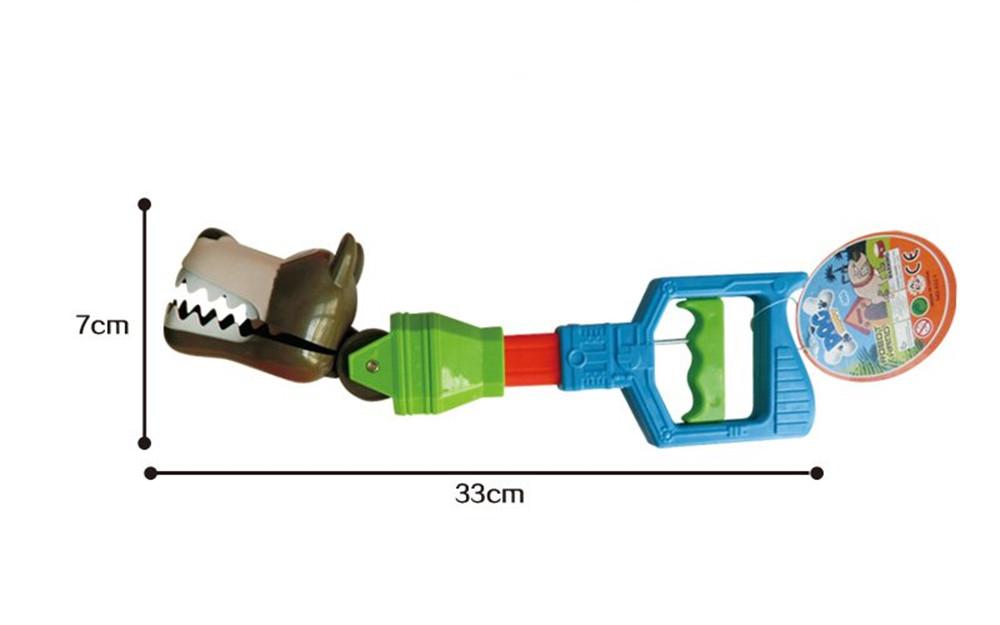 Reach Out Robot Arm Pick up Toy Pincker Claw Grabber Novelties Toys