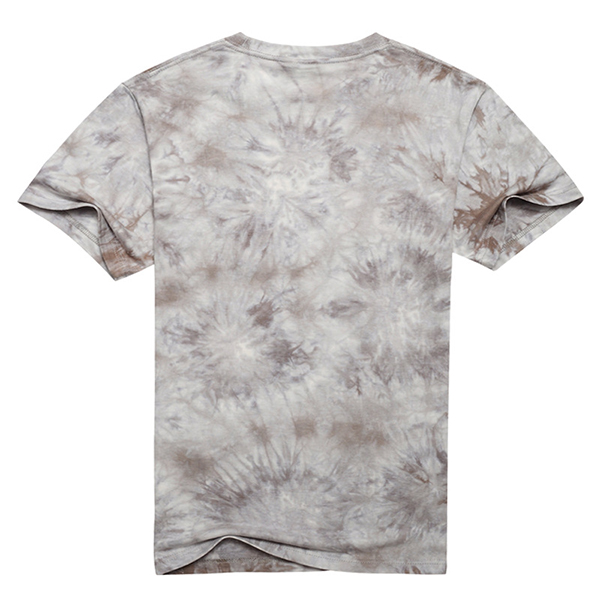 Fashion Men's 3D Animal Printing Casual Tees Summer Short Sleeve T-shirt