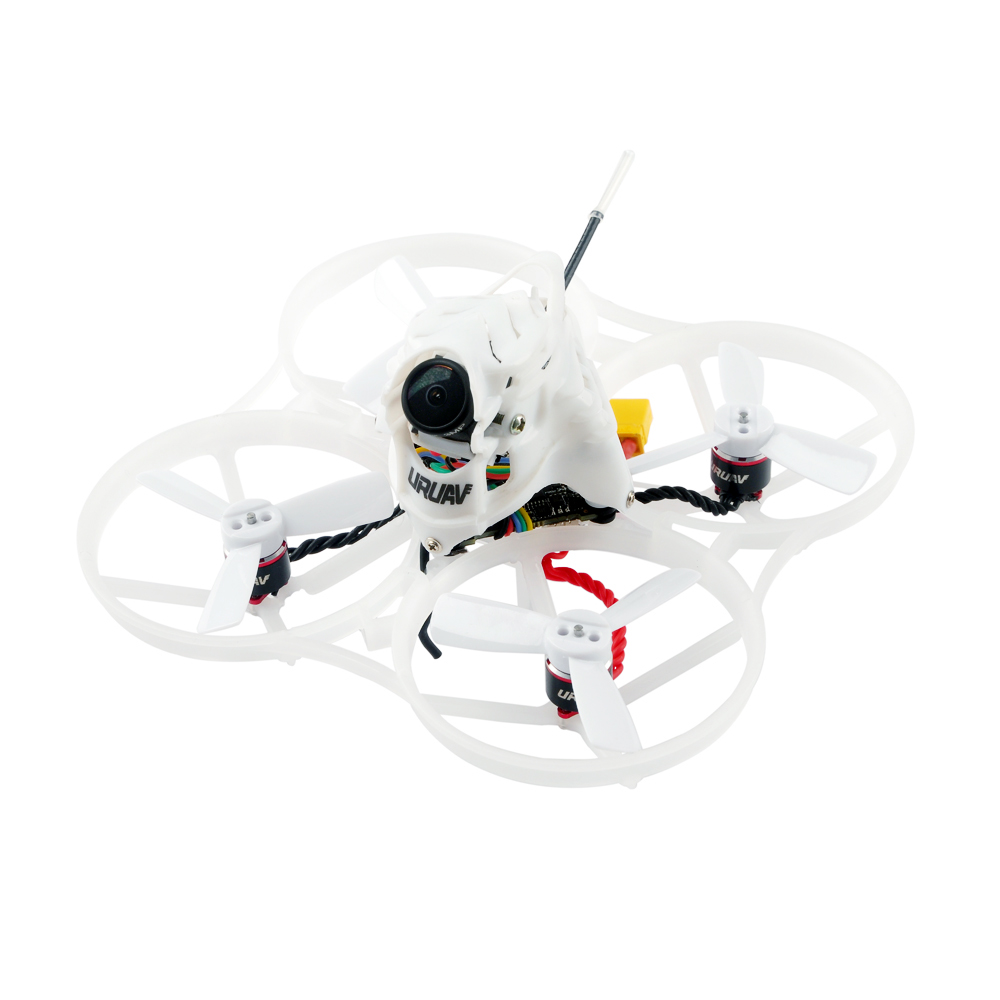 URUAV UR85 / UR85HD BUSHIDO 85mm Crazybee F4 PRO 2-3S Whoop Cinewhoop FPV Racing Drone OSD 5.8G 25~200mW VTX