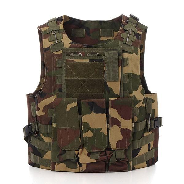 Tactical Military Law Enforcement Assault Army Combat Style Vest