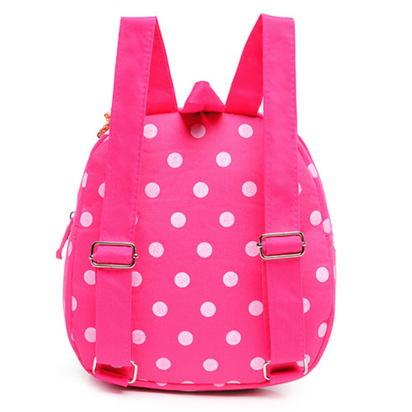 Kids Plush Bags Cuit Kindergarten Girls School Backpacks Children Mini Schoolbag