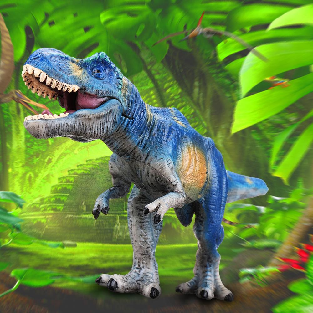 Jurassic T-Rex Tyrannosaurus Rex Dinosaur Toy Model Collector Decor Kids Gift