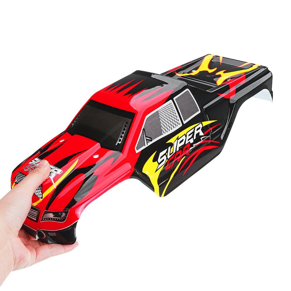 Wltoys L313 1/10 Red & Black Rc Car Spare Parts Body Shell No.L313-03