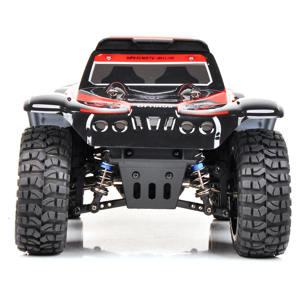 Wltoys 124012 4WD 2.4G 1/12 High Speed 60km/h Desert Buddy RC Car