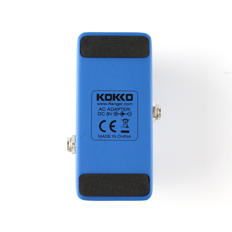 KOKKO FVB2 Mini Guitar Effect Pedal for Guitarra Ukulele Violin Musical Instruments Accessories