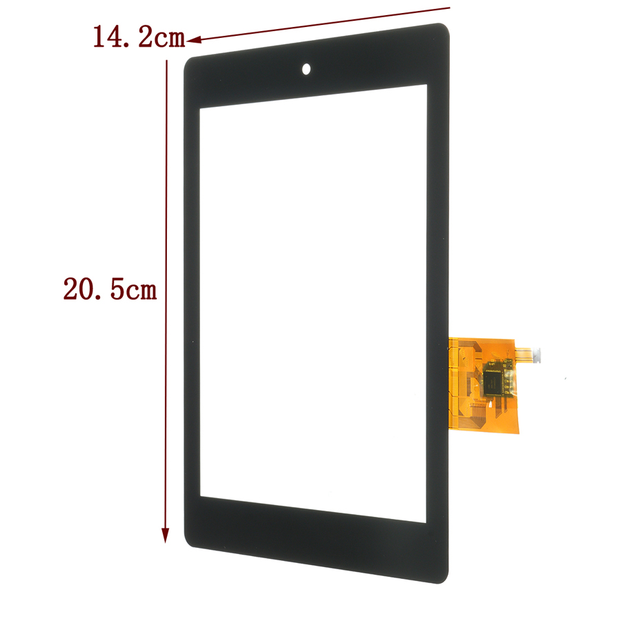 LCD Touch Screen Digitizer Replacemnt For Acer Iconia Tab A1 A1-810 7.9''