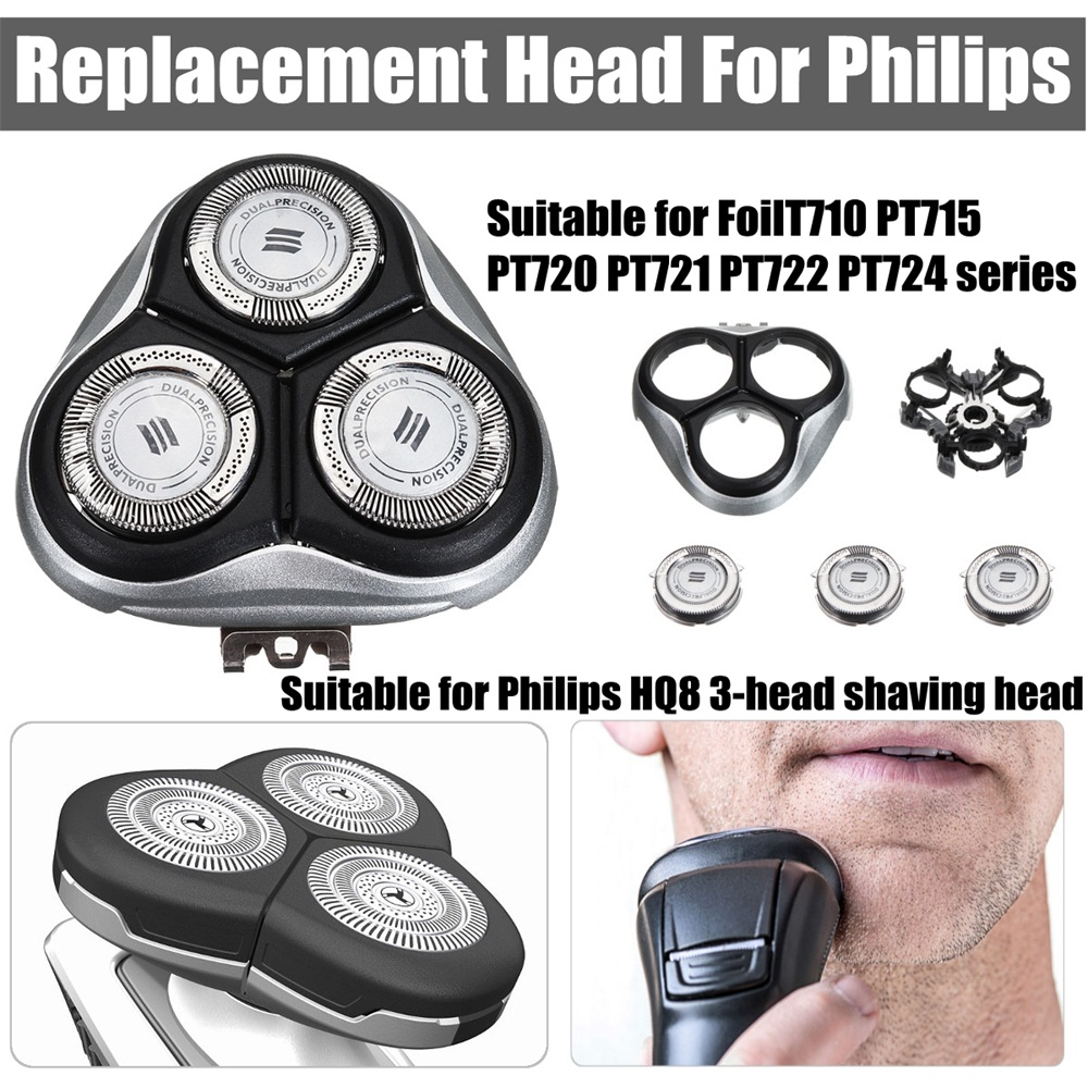 Shaver Head Replacement Foil Blade for Philips Razor