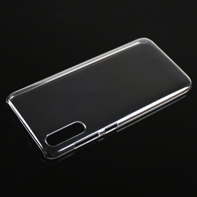 Bakeey Transparent Anti-scratch Hard PC Protective Case for Samsung Galaxy A50 2019