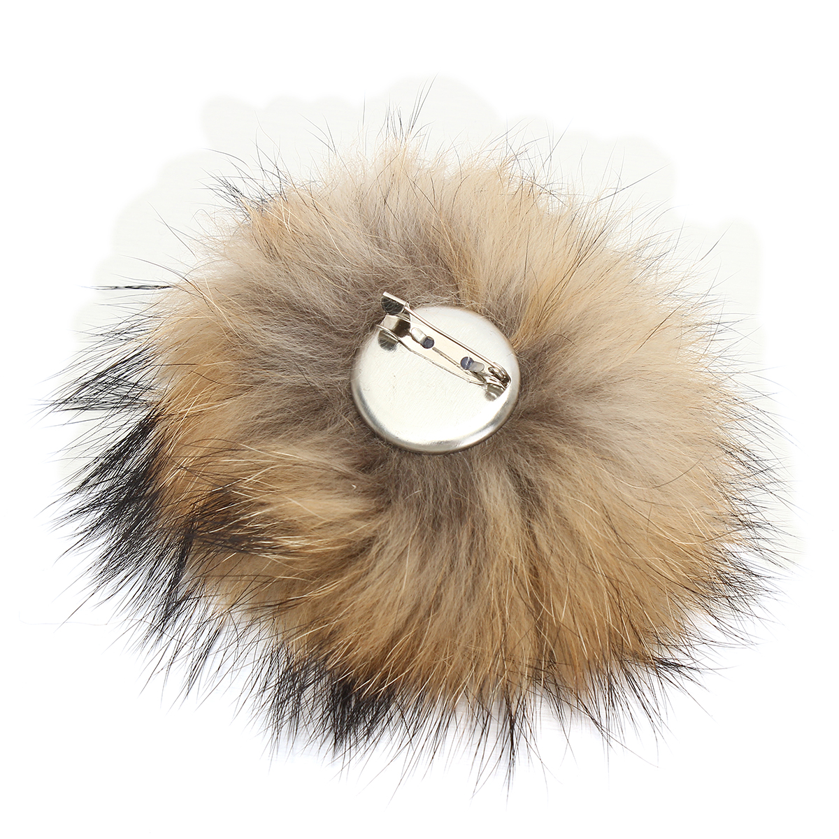 Special Faux Fur Pom Bobble With Press Stud Handmade Hats Accessories Pompom For Hat