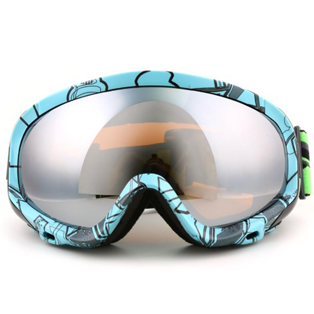 NICE FACE NF 120 Spherical Snowboard Goggles Mask Skiing Motorcycle Protection Ski Anti UV