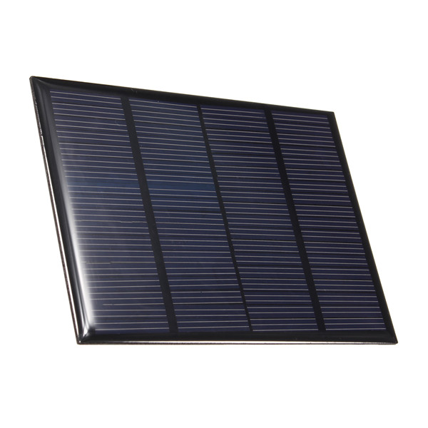 85*115*2mm 18V 1.5W Mini Polycrystalline Solar Panel