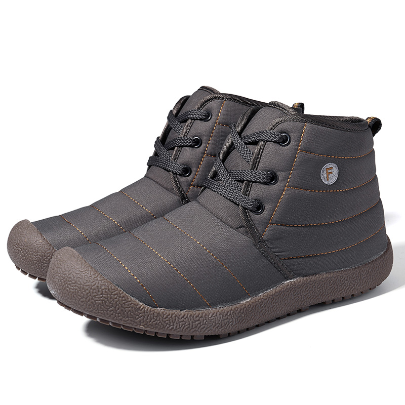 Large Size Waterproof Casual Keep Warm Boots