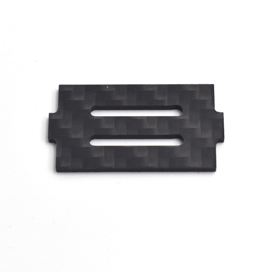 Realacc X210 214mm FPV Racing Frame Spare Part Camera Plate Carbon Fiber