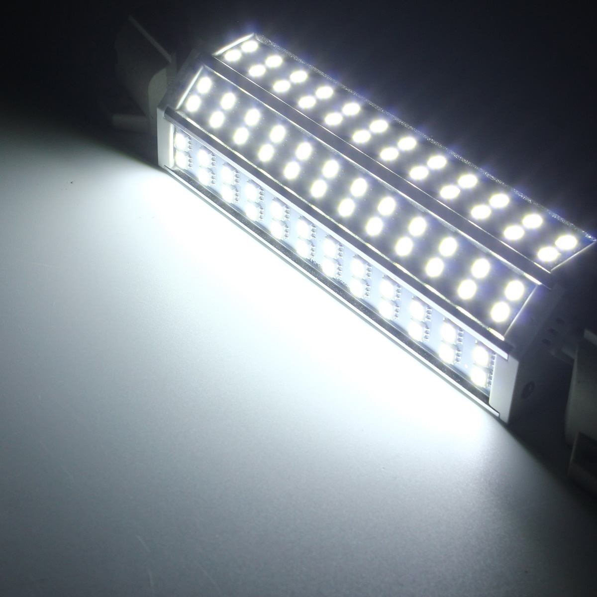 R7S 25W Non-Dimmable 189mm 72 SMD 5050 LED Corn Bulb Flood Light Halogen Lamp AC 85-265V