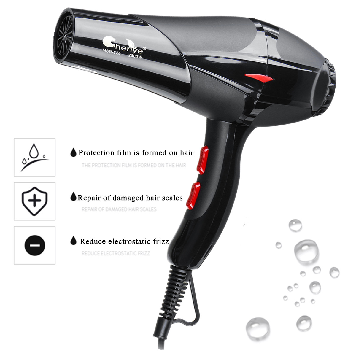 Professional Salon Hair Dryer