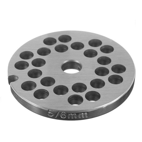 3/4.5/6/12mm Hole Stainless Steel Grinder Disc for Type 5 Grinder