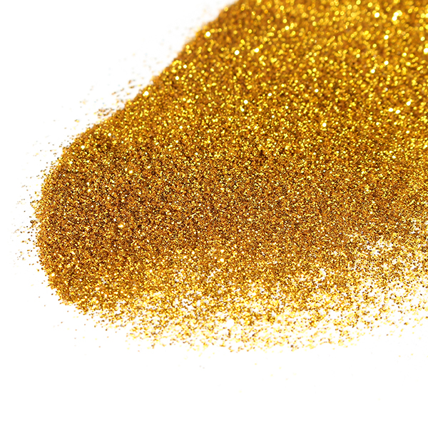 4 Colors Sparkling Nail Art Powder Dust Shinning Glitter DIY Decoration Manicure Golden White