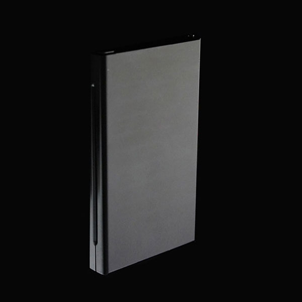 Honana NB-CB015 Light Weight Cigarette Case Holder 20 Sticks Ultra Thin Cigarette Box
