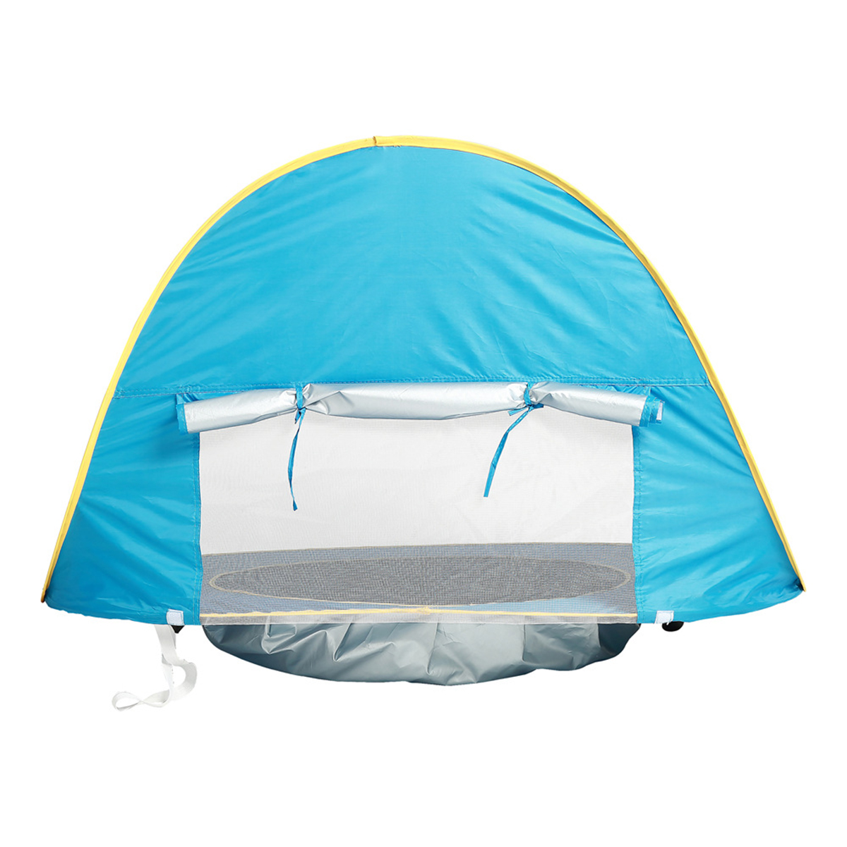 Infant Baby Pop Up Camping Beach Tent Waterproof UV Sunshade Shelter With Water Pool