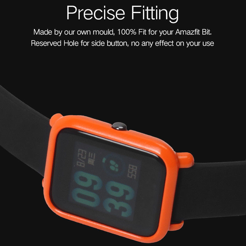 Plastic Protective Case for Xiaomi Huami Amazfit Smart Watch