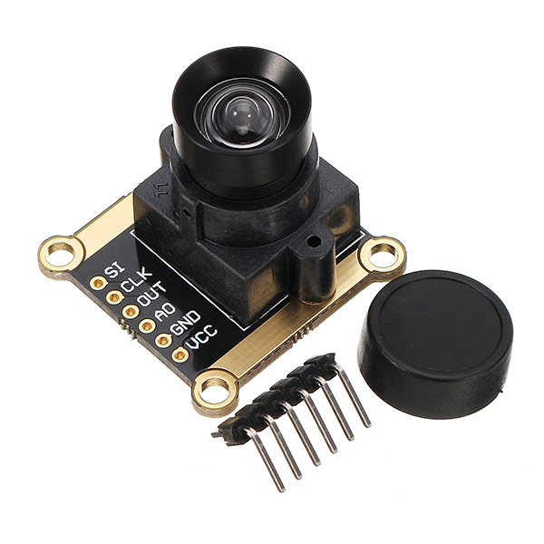 CJMCU-1401 TSL1401CL Linear CCD Ultra Wide-angle Lens 120 Degree Black And White Line Tracking Module