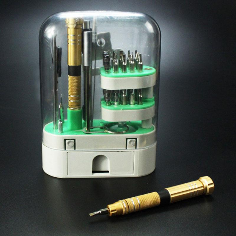 Precision Magnetic Screwdriver Tool Phone/PC/Laptop Repairing Flexible Shaft Ratchet Screwdriver Set