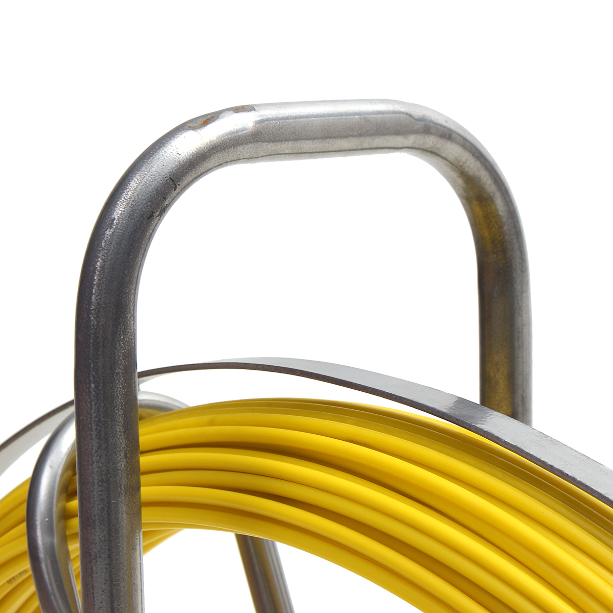 6mm Fiber Glass Wire Cable Snake Running Rod Duct Rodder Pull Electrician