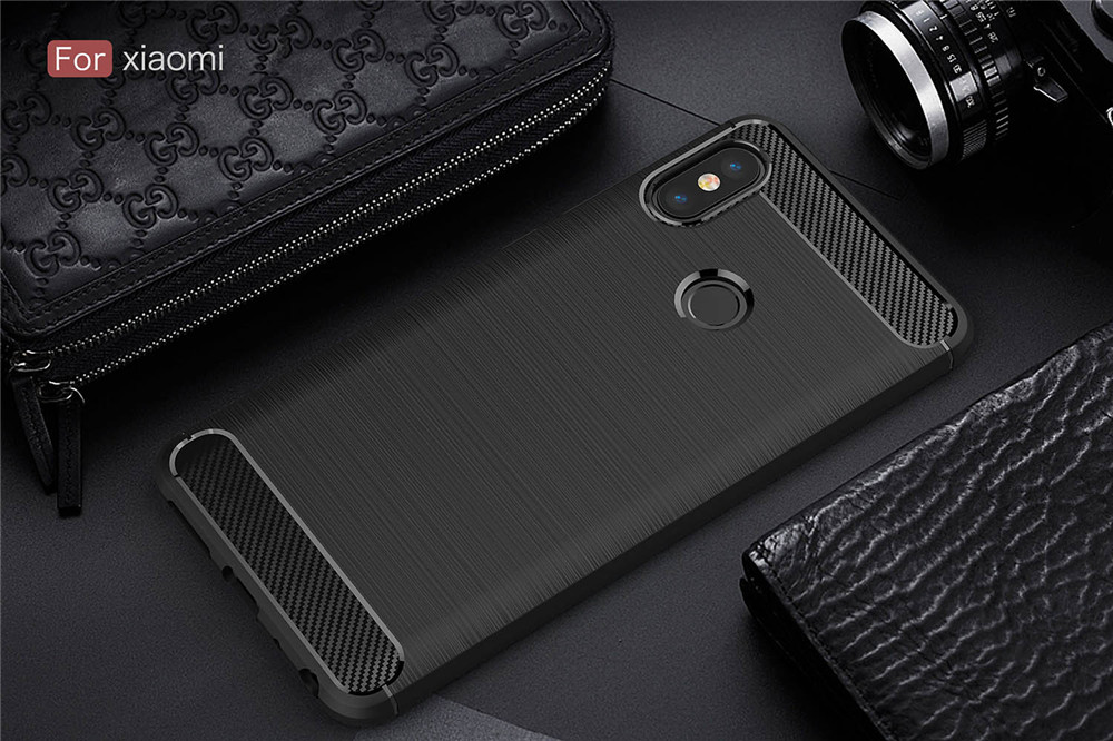 Bakeey Drop-resistance Soft Silicone Protective Case For Xiaomi Redmi Note 5/Xiaomi Redmi Note 5 Pro