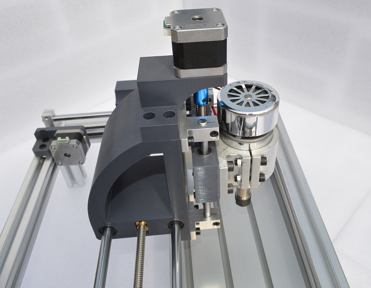 2415 Heavy Duty CNC Router Wood Engraving Cutting Machine Spindle Motor Engraver 240x150x70mm