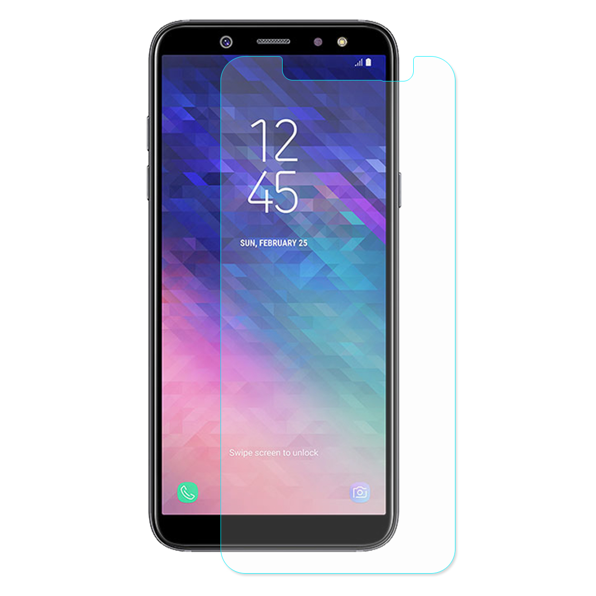 Enkay Tempered Glass Screen Protector For Samsung Galax