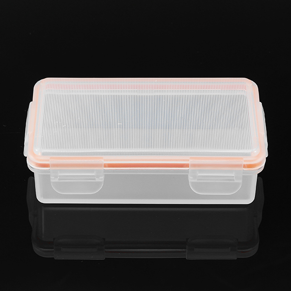 Soshine 2 Slot Waterproof 18650 Battery Storage Case Box