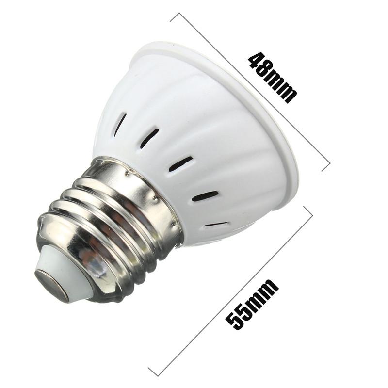 E27 5W LED Grow Light Planting Flower Lamp Bulb Full Spectrum Hydroponic
