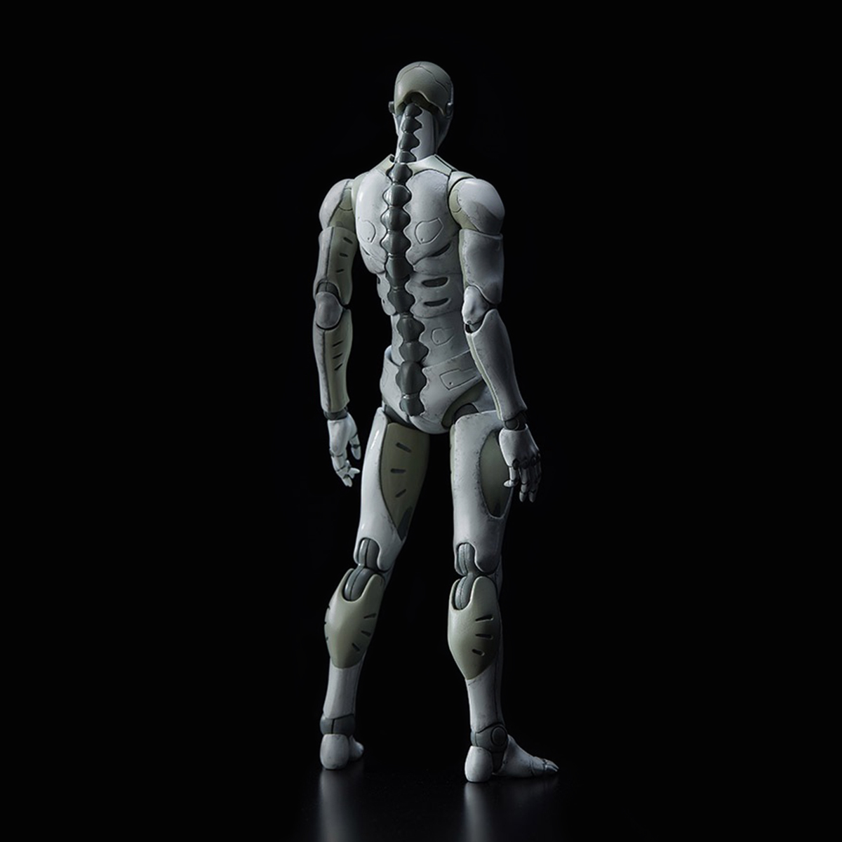 1/12 Synthetic Human Male Body Action Figure PVC Model Doll For Drawing Sketch