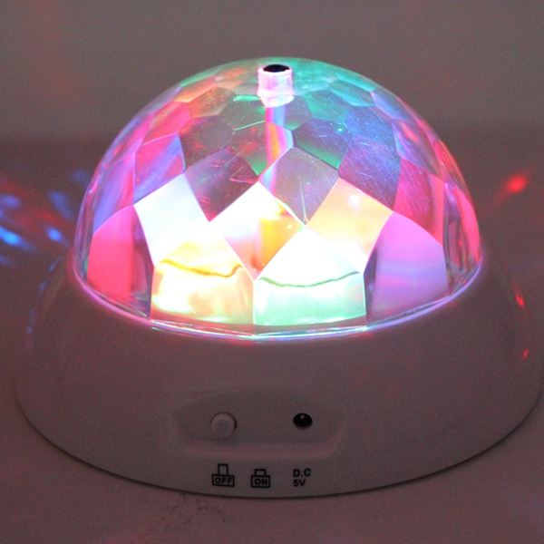 Protable USB Romantic Starry Night Light Star Sky Projector Stage Lamp Baby Kid Holiday Gift