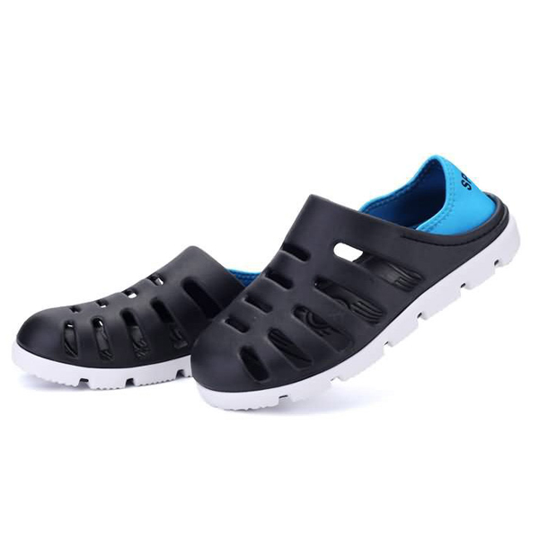 Men Hollow Out Casual Outdoor Breathable Beach Sandals