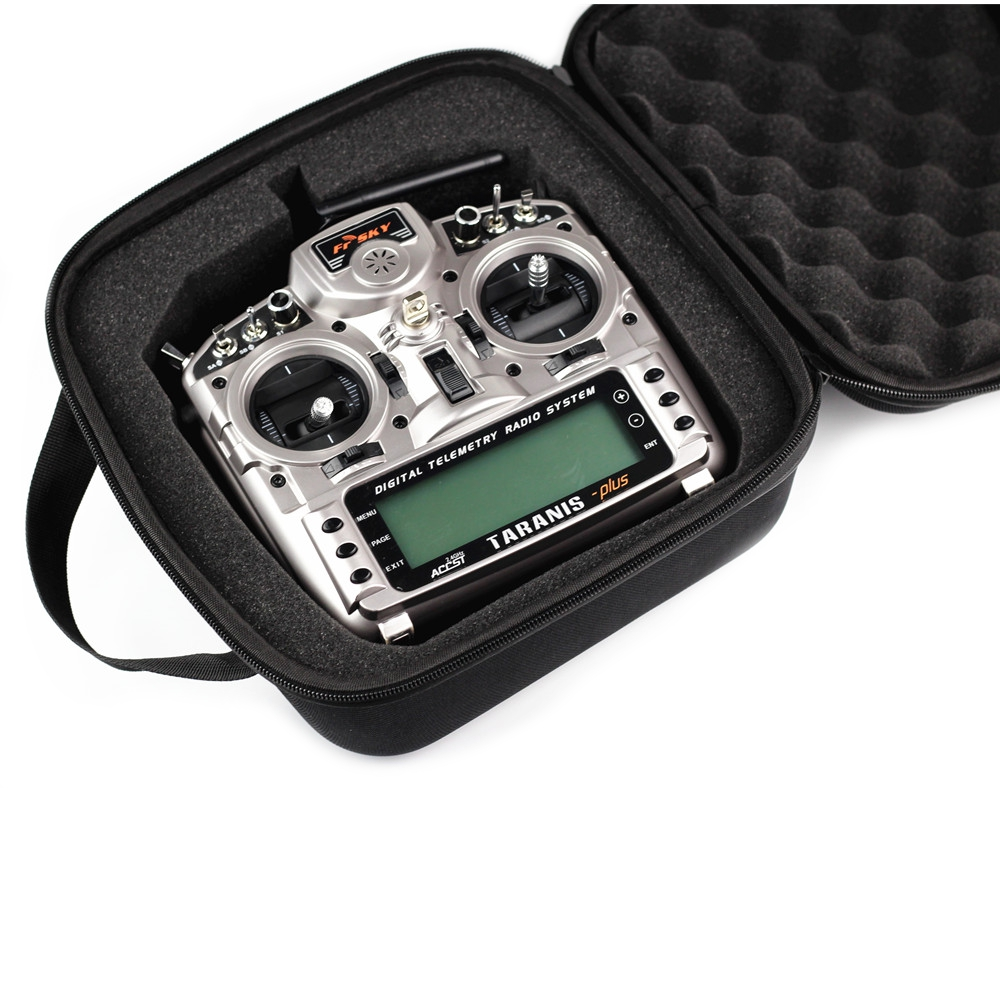 RC Waterproof Transmitter Handbag Case for Radiolink WFT07 WFT09S ET07 AT9 FrSky X9D