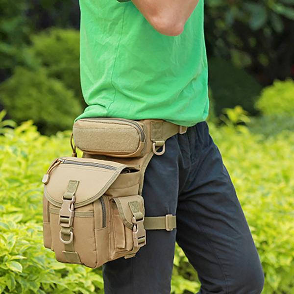 Outdoor Tactical Waist Bag Crossbody Bag