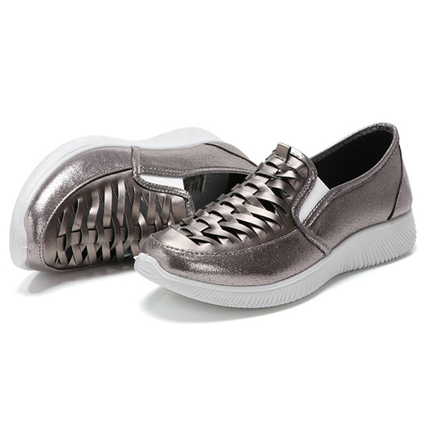 Women Casual Shoes In Leather