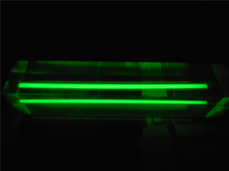 Casting Resin Tritium Vials Self-luminous 15-Years 5x100mm Great For Outdoor Survival (Flashlight Accessories)