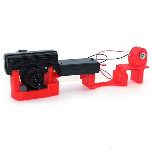 Ciclop Desktop 3D Laser Scanner DIY Scanning Equipment With Camera