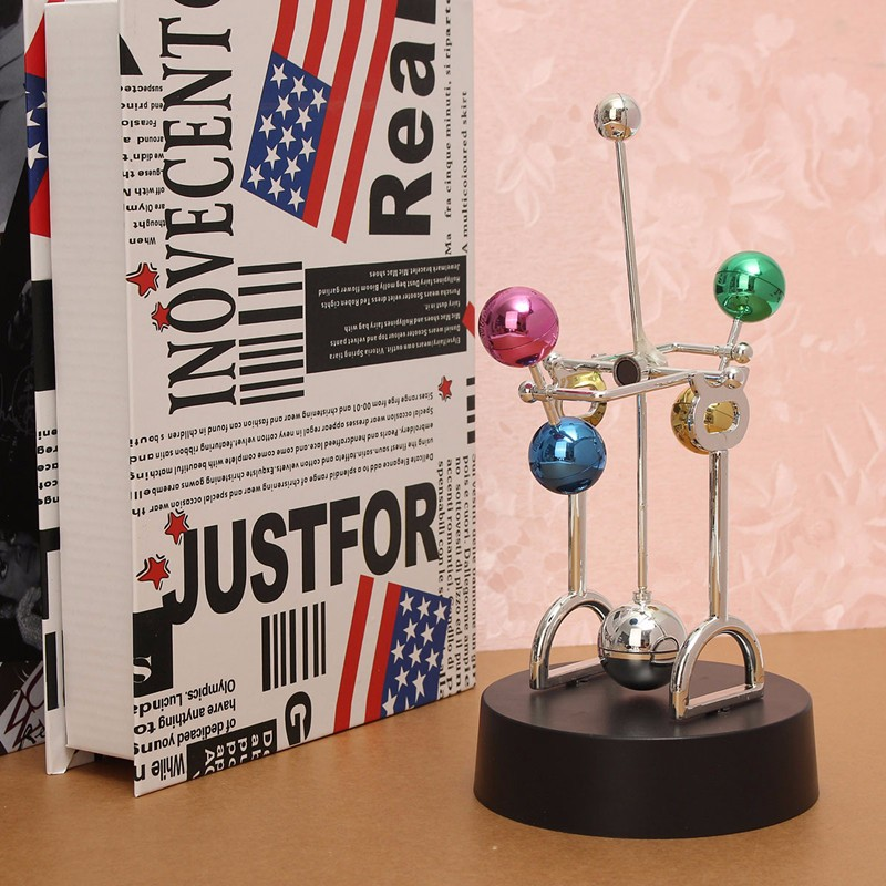Decoration Cosmos Perpetual Motion Kinetic Toy Newton's Cradle Desk Toy Gift