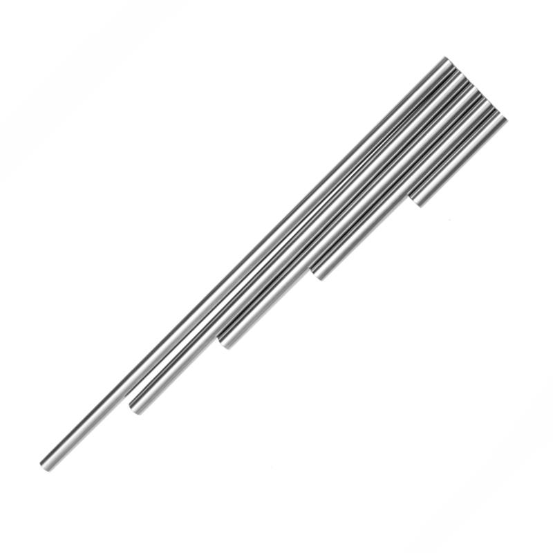 Machifit Outer Diameter 15mm x 100/200/300/400/500mm Cylinder Liner Rail Linear guide Optical Axis