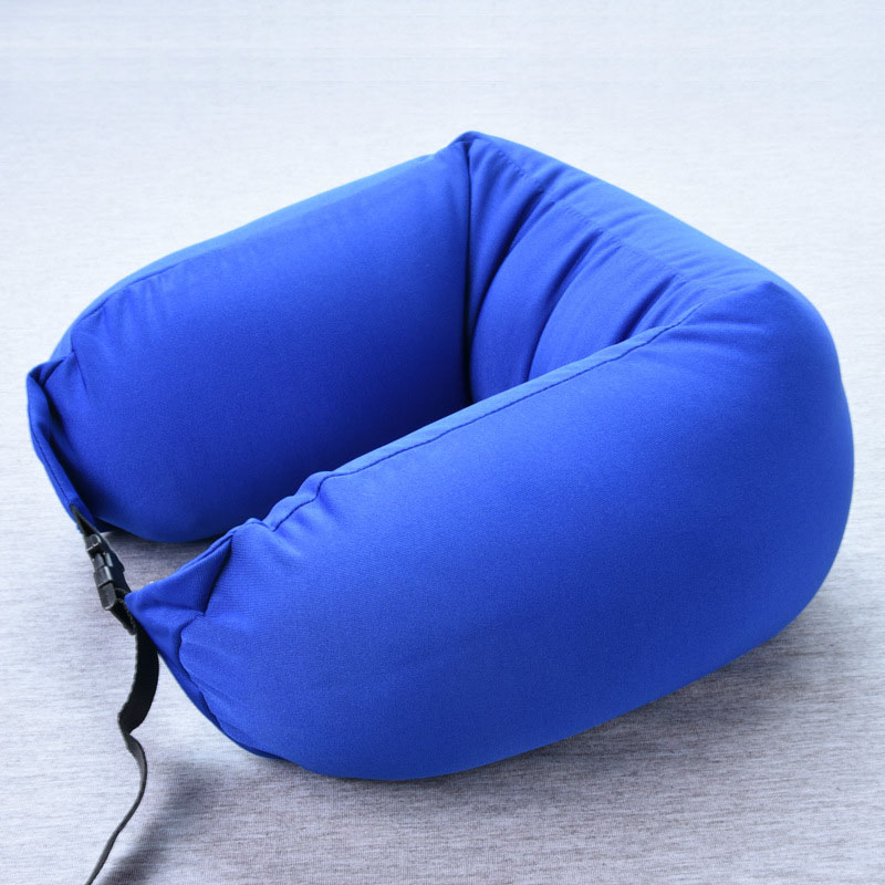 Honana WX-P5 4-in-1 Convertible Travel Pillow for Side Back Sleepers Lumbar Support Washable Cushion