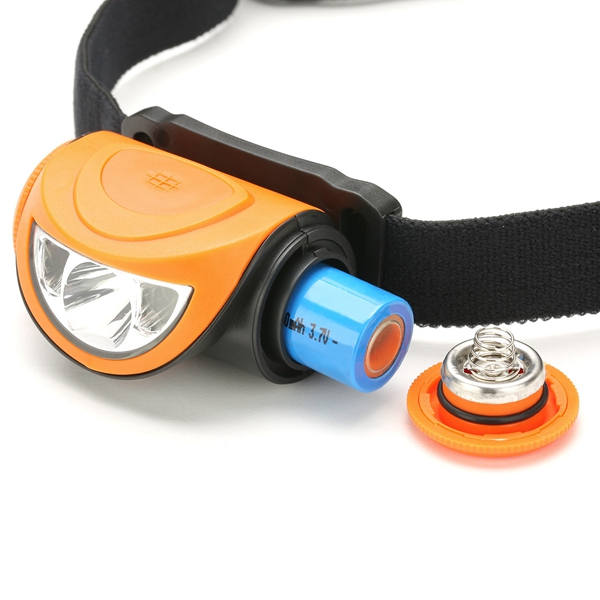 ThorFire Waterproof LED Headlamp for Outdoor Hunting Fishing Camping