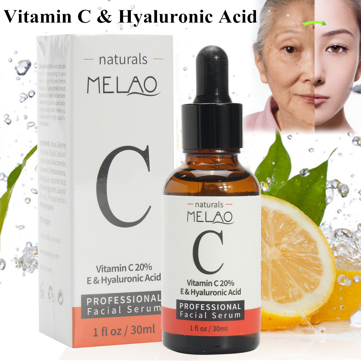Anti Vitamin C Hyaluronic Acid Liquid
