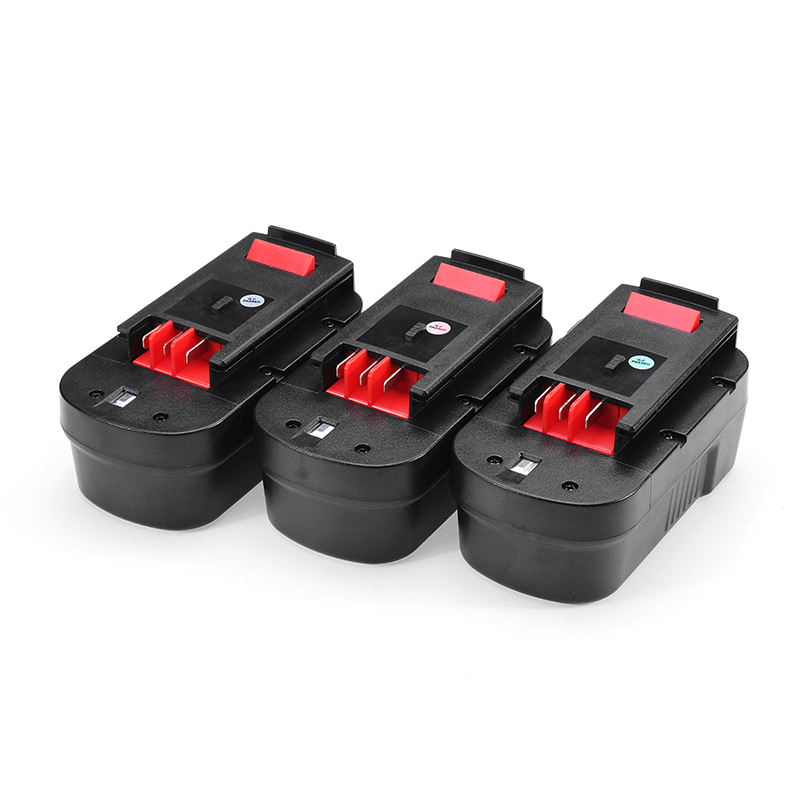 BD-18B 18V A18 FS18BX FS18 NI-CD Battery for Black & Decker Power Tools Battery Replacement
