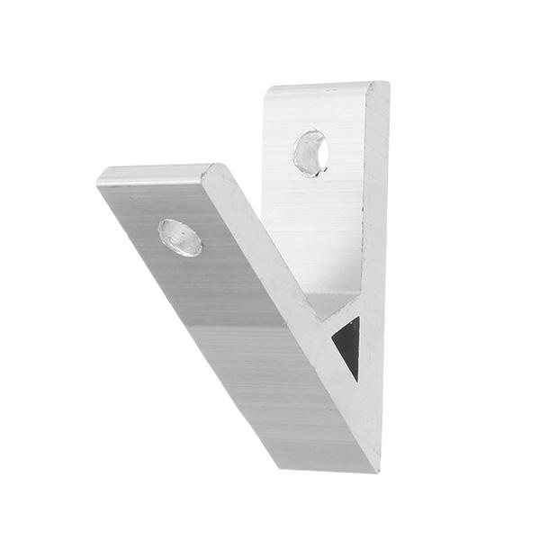 Machifit 45 Degree Aluminium Angle Corner Joint Corner Connector Bracket for 2020 Aluminum Profile