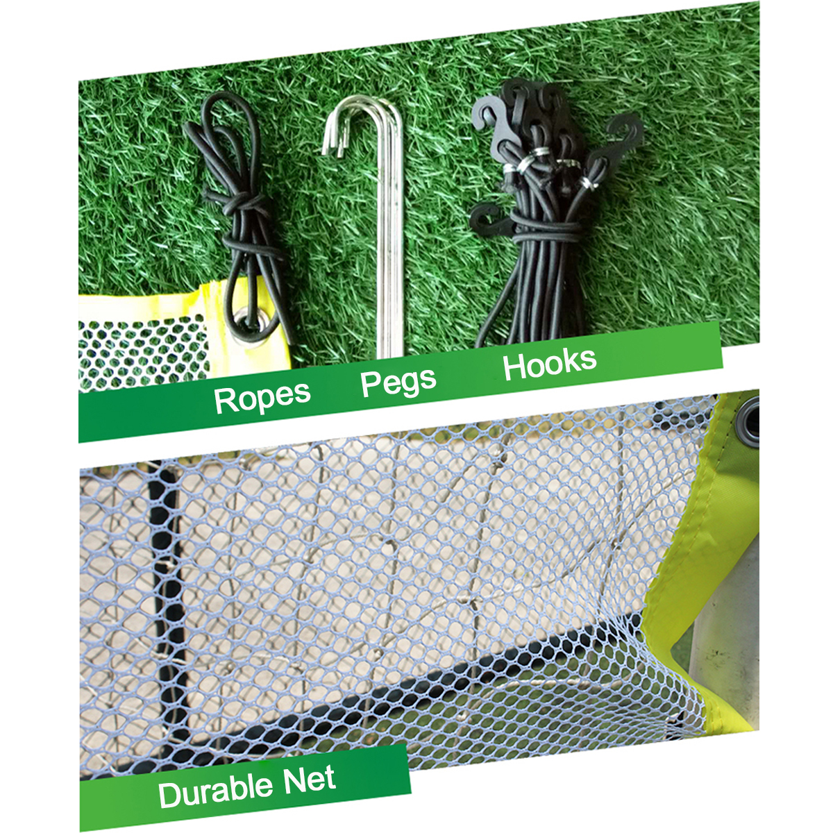 Football Training Practice Gate Soccer NET